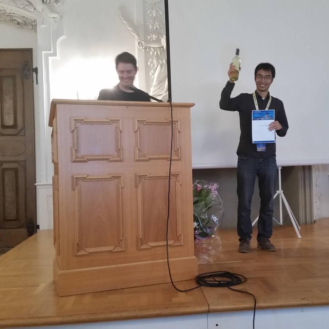 X. Cai award